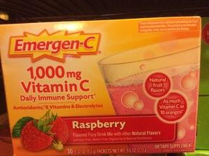 Emergen C Raspberry